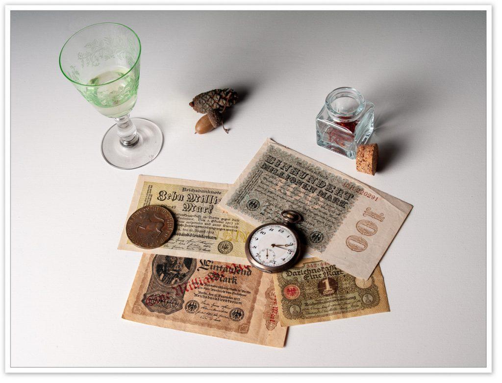 Notgeld zu Beginn der 1920er